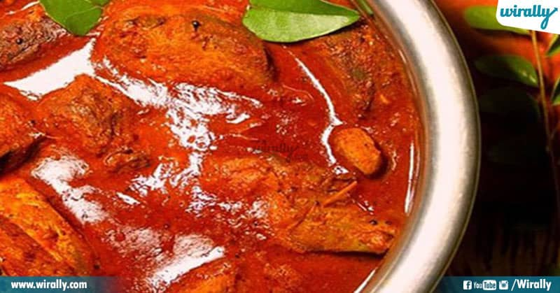 Spicy Fish Curries