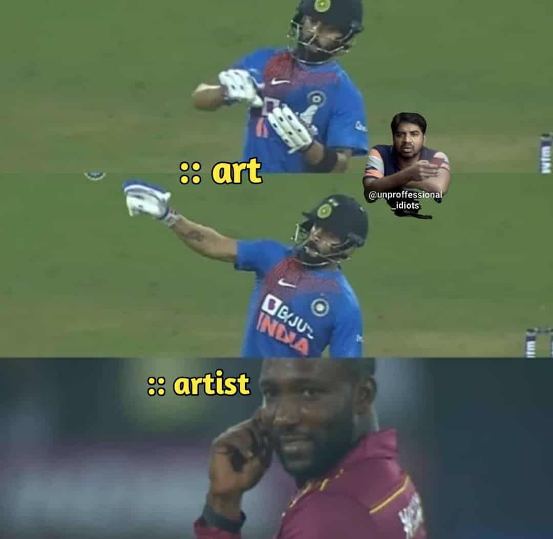 12. The Art The Artist Memes