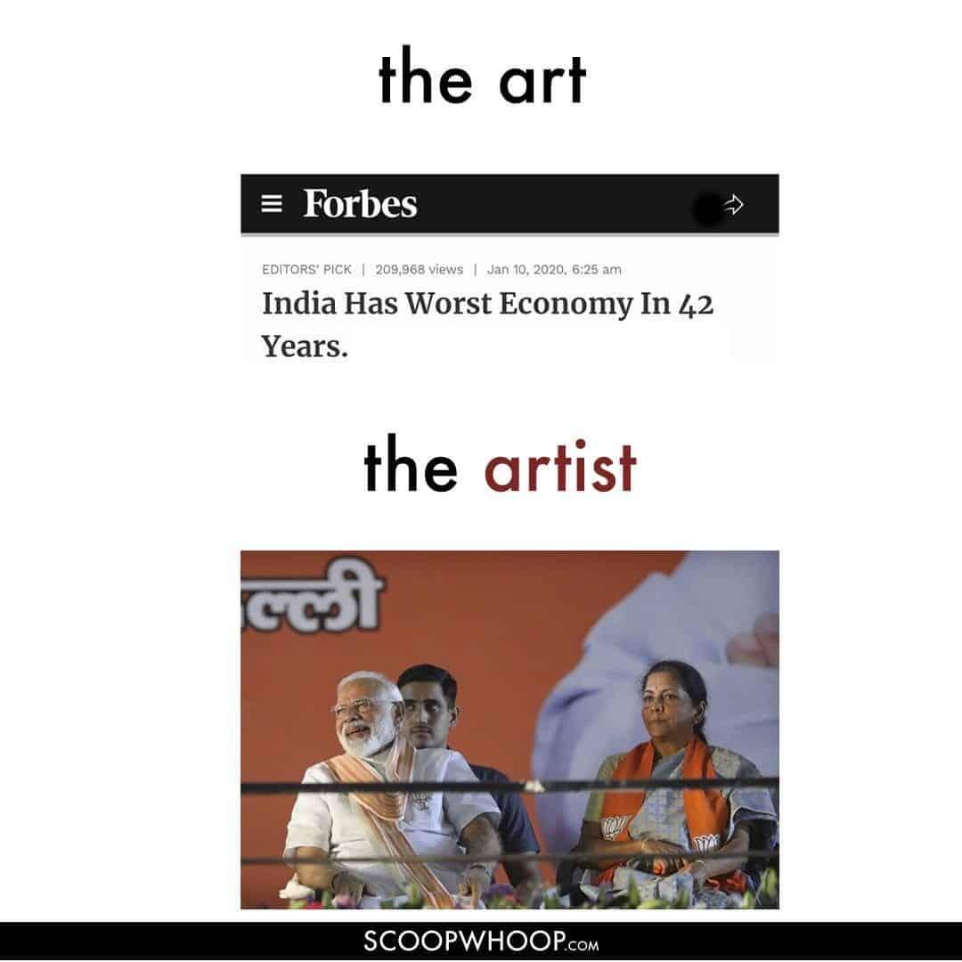 17. The Art The Artist Memes