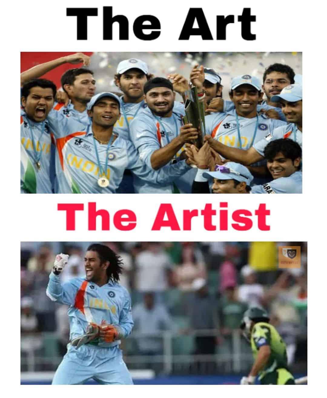 19. The Art The Artist Memes