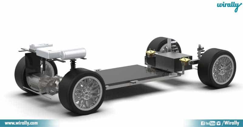 Petroldiesel Vehicle