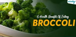 Healthy Benefits Broccoli