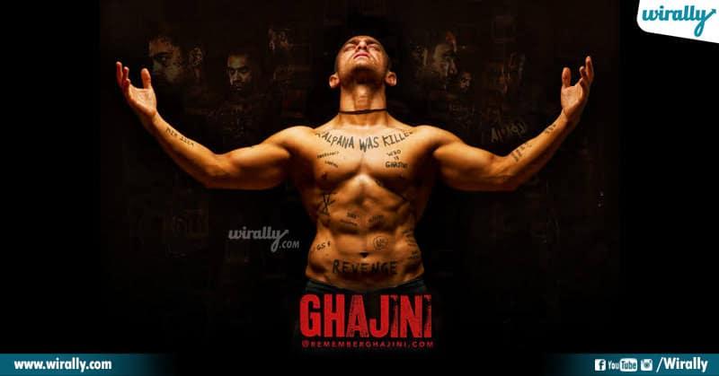 6 Ghajini
