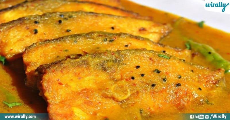 Ilesha fish curry