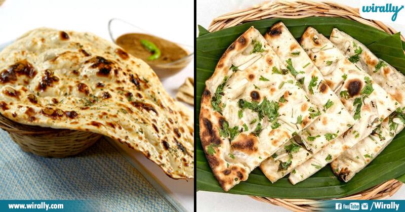 Butter Naan Kulcha