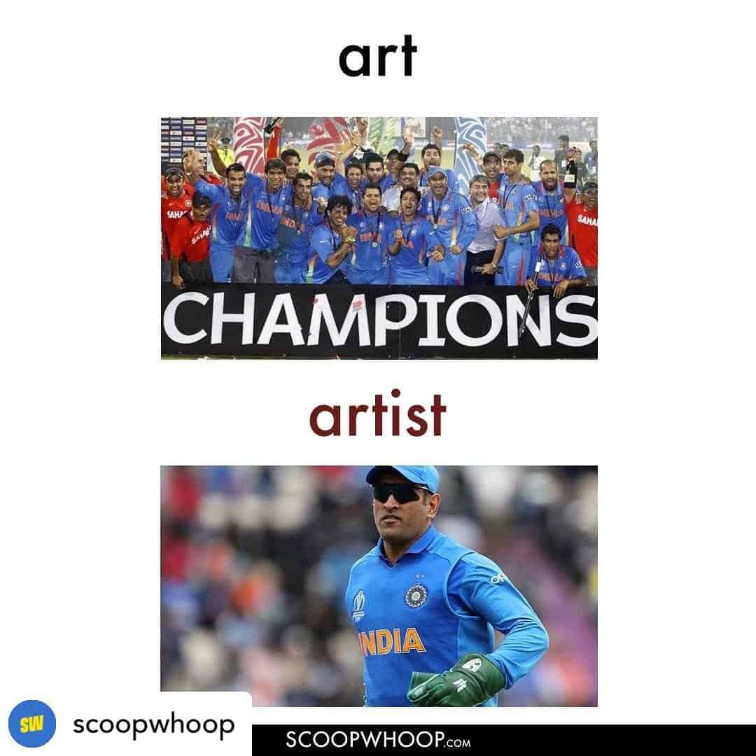 7. The Art The Artist Memes