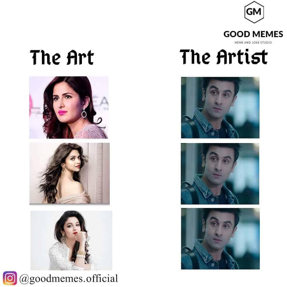 9. The Art The Artist Memes