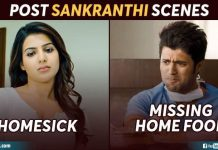 After Sankranthi