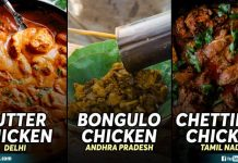 Desi Chicken Dishes 1
