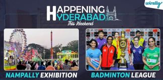 Happening Hyderabad Story