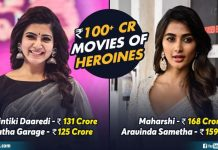Heroines Crore Club
