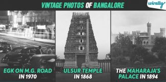 Historical Photos Of Bangalore