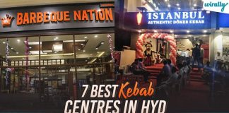 Kebab Places In Hyderabad