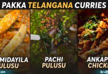 Pakka Telangana Curries