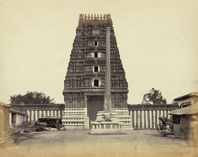 Historical Photo's of Bangalore