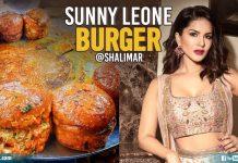 Sunny Leone Burger
