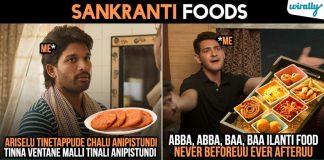Sankranthi Foods