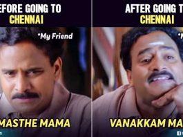 Telugu People In Chennai
