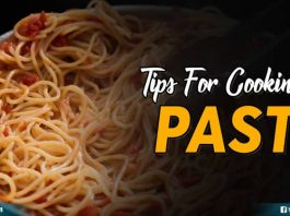 Tips For Cooking Pasta