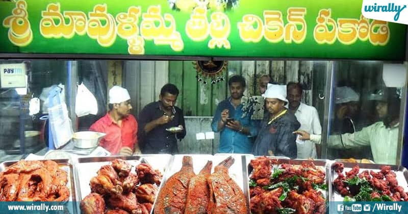 Pakoda Places In Hyderabad