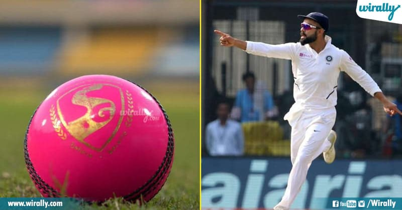 The Pink Ball