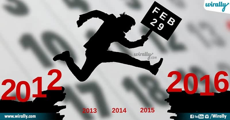 Leap Day 29 Feb