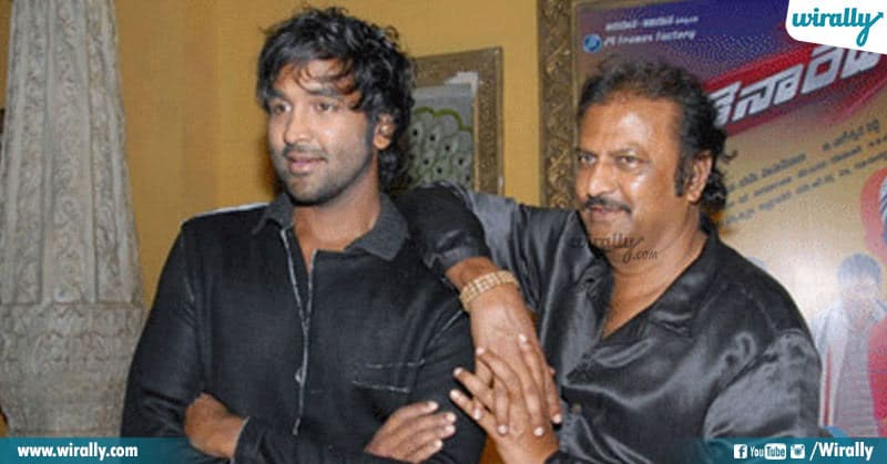 Tollywood Celebrities Sons