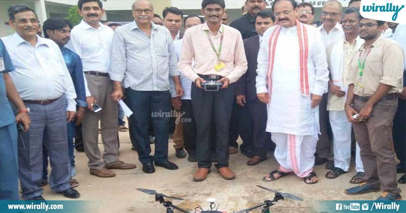 Drone Raja