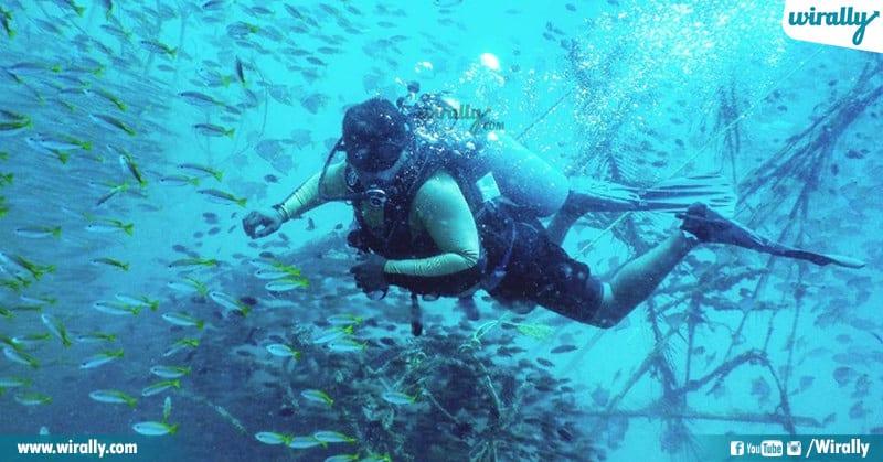 Suba Diving