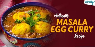Authentic Masala Egg Curry Recipe