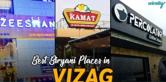 Best Biryani Places In Vizag