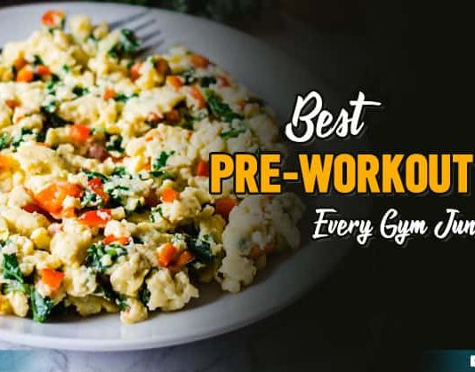 Best Pre Workout Foods