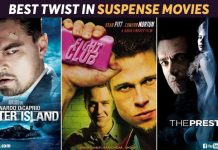 Best Twist In Suspense Movies