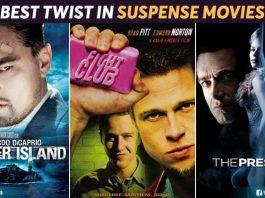 Best Twist In Suspense Movies