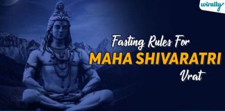 Fasting Rules For Maha Shivaratri Vrat