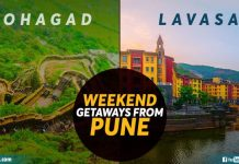 Getaways From Pune