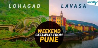 Getaways From Pune