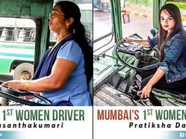 Meet Mrs Vasanthakumari The Asias First Bus Driver & Her Idea Became A Game Changer In Mumbai Now