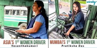 Meet Mrs Vasanthakumari The Asias First Bus Driver & Her Idea Became A Game Changer In Mumbai Now