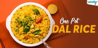 One Pot Dal Rice