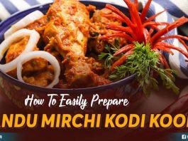 Pandu Mirchi Kodi Koora