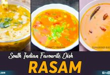 South Indian Favourite Dish