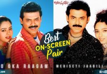 Venkatesh And Soundarya