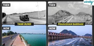 This Is How Exactly Few Famous & Historical Monuments Of India Has Changed Since Ages