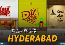 Top Lassi Places In Hyderabad