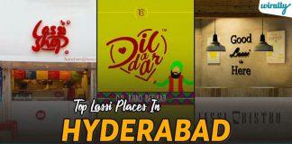 Top Lassi Places In Hyderabad