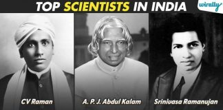 Top Scientists In India
