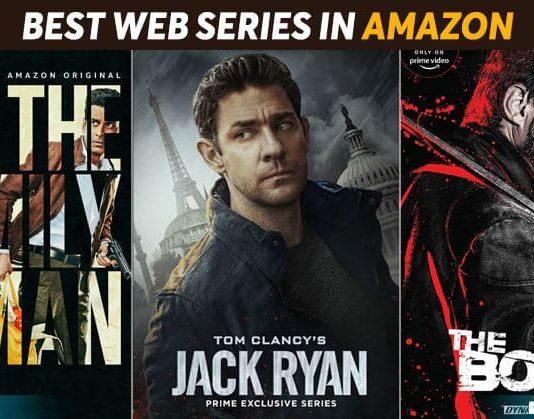 Best Web Series In Amazon