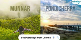 Weekend Getaways From Chennai
