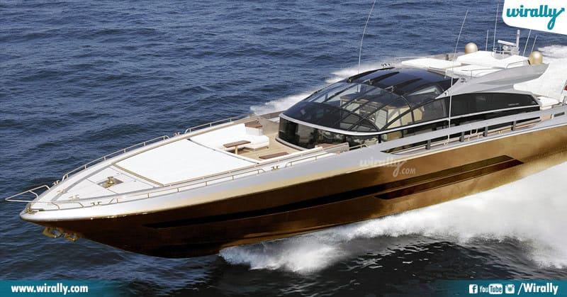 Yacht History Supreme